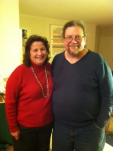 Sue and Me, Christmas 2012